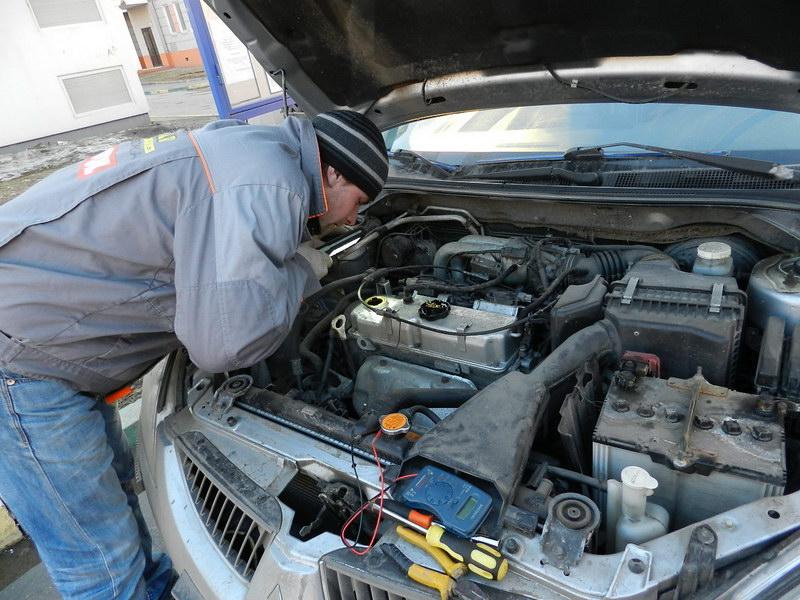 Выезд автоэксперта для диагностики автомобиля