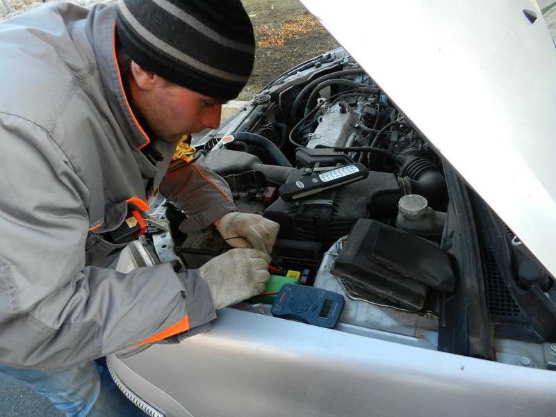 Диагностика авто перед покупкой: проверка электрических систем