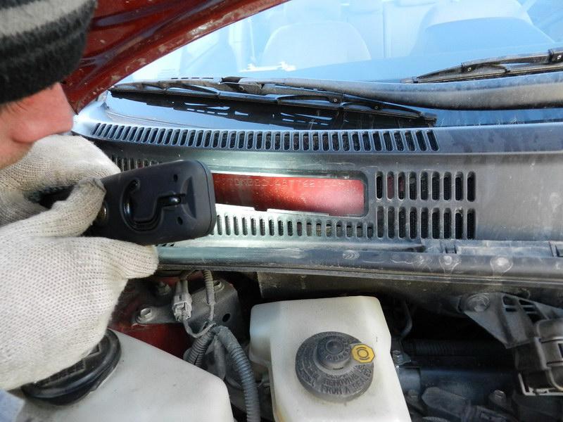 Диагностика авто перед покупкой: сверка VIN на кузове