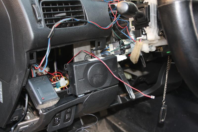 Выезд автоэлектрика для ремонта и отключения автосигнализации